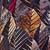 1786-GREY LEAVES