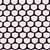 4020-WHITE BUBBLE